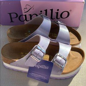 $FIRM❣️BIRKENSTOCK PAPILLIO Platform Lavender